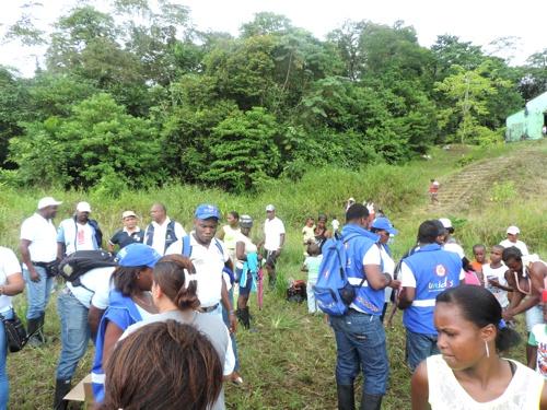 CRC apoyó el retorno a Guapi de 129 familias desplazadas