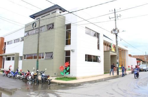 Centro Administrativo Municipal - Alcaldía de Guachené - Cauca
