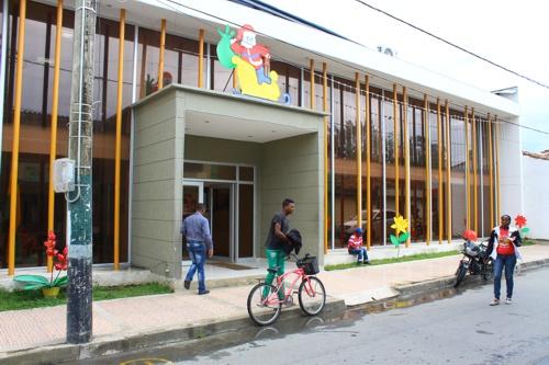 Centro Administrativo Municipal - Alcaldía de Guachené - Cauca1