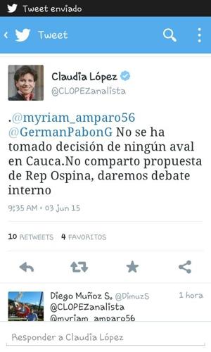 Claudia Lopez 1