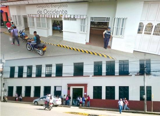 Compañía Energética de Occidente - Alcaldía de Santander de Quilichao - Imagen Proclama del Cauca