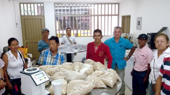 Concurso de Cafés Especiales - Cafinorte - Santander de Quilichao - Cauca
