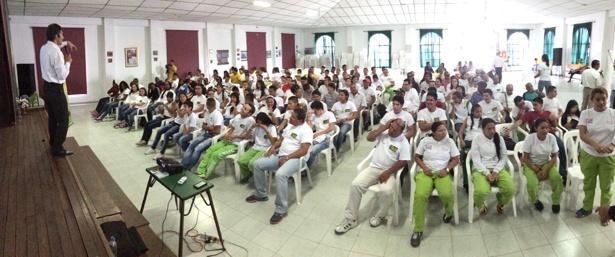 Deportistas caucanos, motivados para representar el Cauca - Indeportes, Cauca