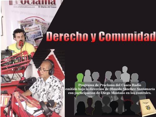 Derecho y comunidad