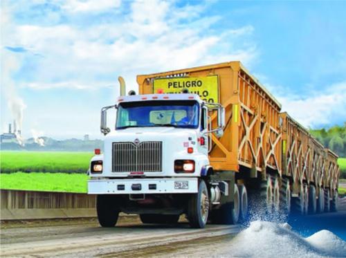 Ingenios del Cauca - azúcar - tren cañero