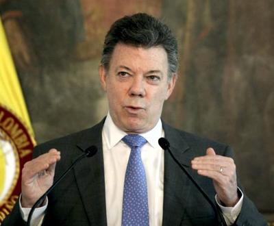 Juan Manuel Santos - Presidente de la República