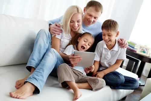 Los padres y la tecnología