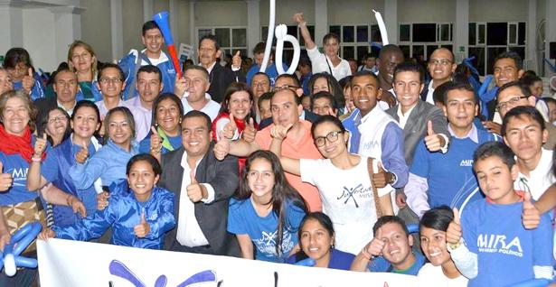 MIRA apoya a Oscar Campo Hurtado a  la Gobernación del Cauca