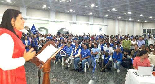 MIRA apoya a Campo Hurtado a  la Gobernación del Cauca2 - Ximena Velasco Chaves