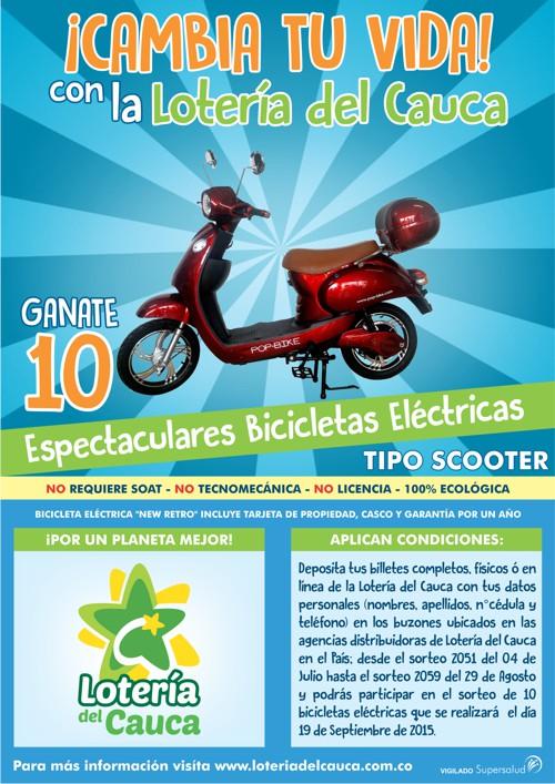 Promociones - Lotería del Cauca
