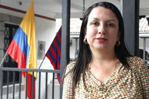 Sandra Milena Roa Martínez, Directora del Centro de Posgrados - Universidad del Cauca