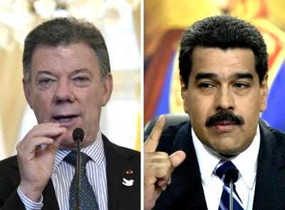 Santos - Maduro