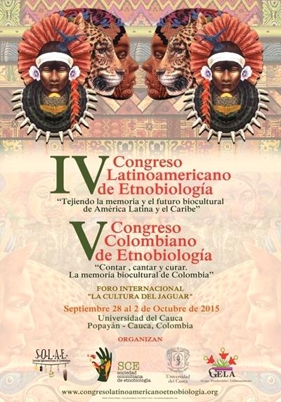 Unicauca será sede de evento internacional sobre Etnobiología