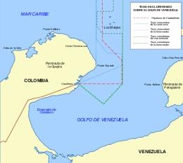 Venezuela, dispuesta a discutir diferendo limítrofe con Colombia