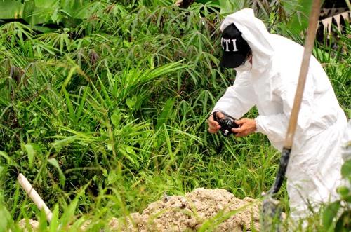 Alberto Parra Gómez fue hallado en una fosa común en Cauca