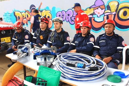 Bomberos del Cauca 10