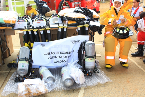 Bomberos del Cauca 11