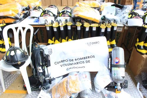 Bomberos del Cauca 12