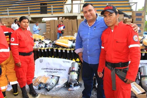 Bomberos del Cauca 2