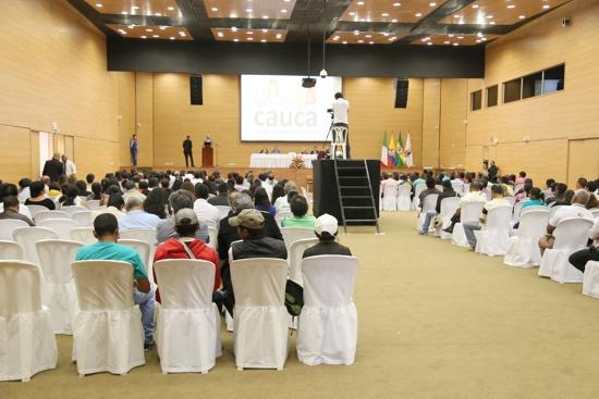Culminó Encuentro Trinacional de Cooperativismo en el Cauca