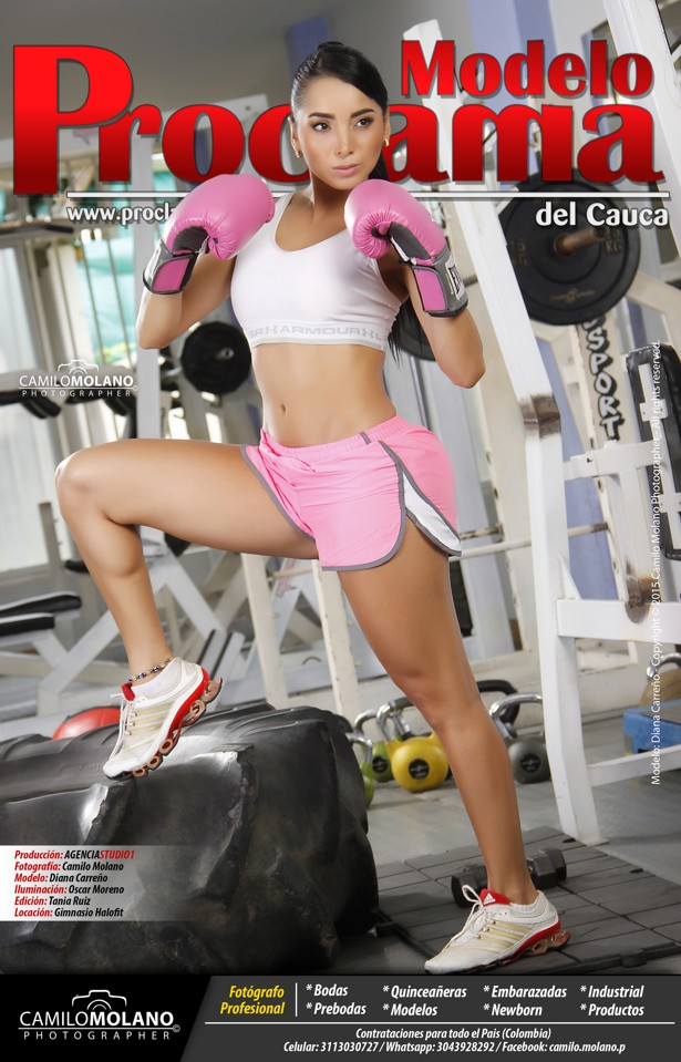 Diana Carreño - Modelo Proclama del Cauca - Fin de Semana3