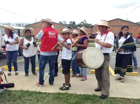 Orquesta sinfónica West Eastern Divan, Popayán, Cauca