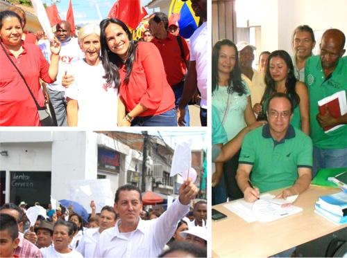 Se inscribieron los candidatos a la Alcaldía de Santander de Quilichao