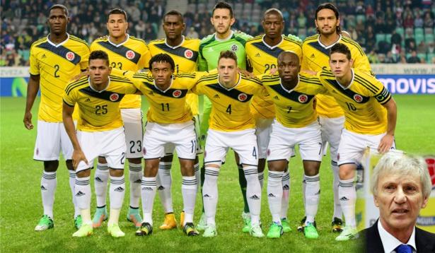 Selección Colombia - José Pékerman