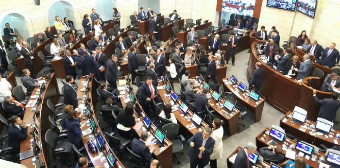 Hoy se define en el Senado la Consulta Anticorrupción
