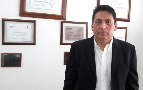 Andrés Narváez, gerente Hospital Universitario San José - Popayán