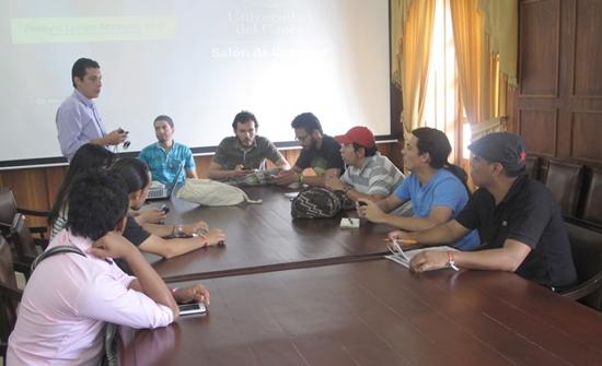 Asociación Colombiana de Estudiantes Universitarios se reúne en Unicauca