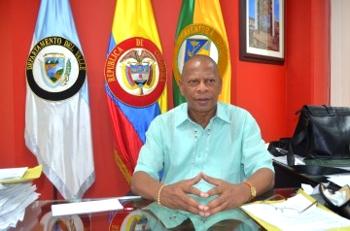 Bartolo Valencia Ramos, alcalde de Villa Rica