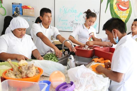 Cerro Alto - emprendimiento en jóvenes - Caldono - Cauca