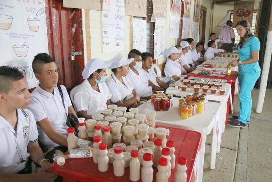 Cerro Alto - emprendimiento en jóvenes - Caldono - Cauca2