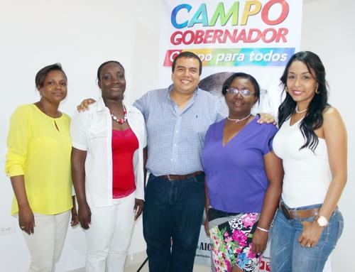 Mujeres con Campo