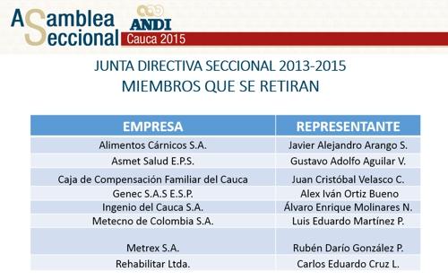 Nueva junta directiva 4