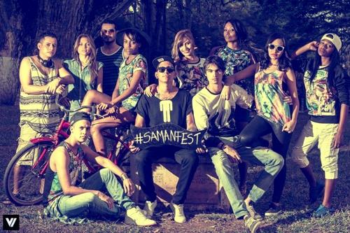Saman Fest - Santander de Quilichao