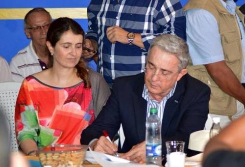 Uribe acuerdos