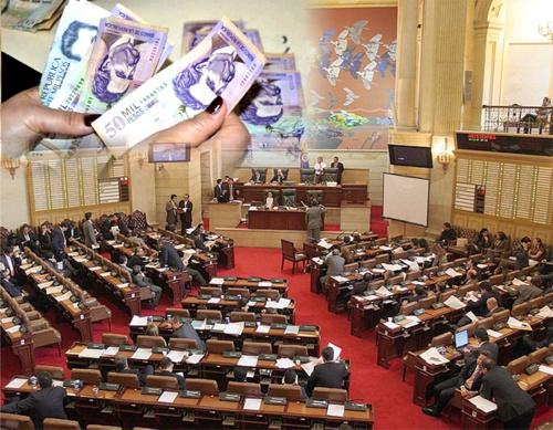 El indignante aumento de salario de los parlamentarios