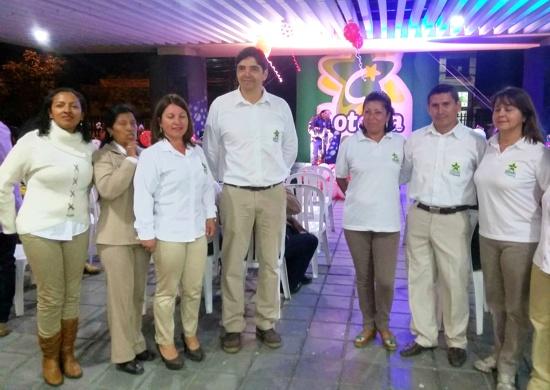 Equipo de trabajo - Lotería del Cauca