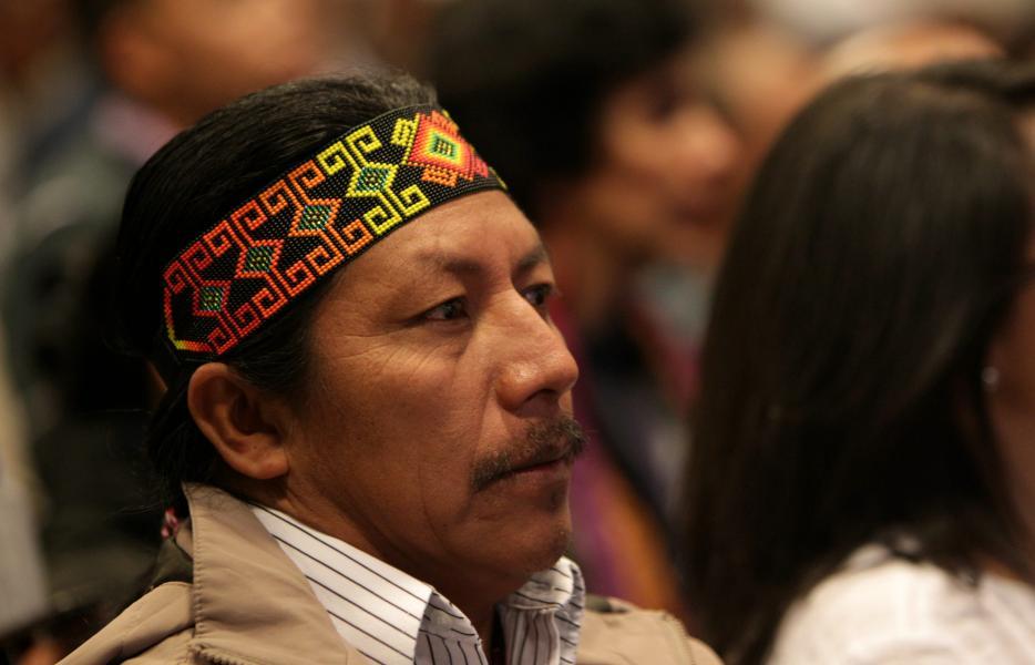 Sin éxito Finalizo la audiencia pública en la ciudad de Popayán en el caso de Feliciano Valencia