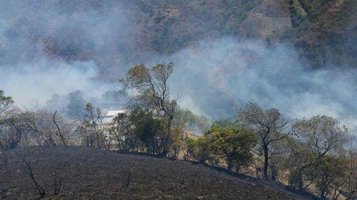 Incendio forestal 1