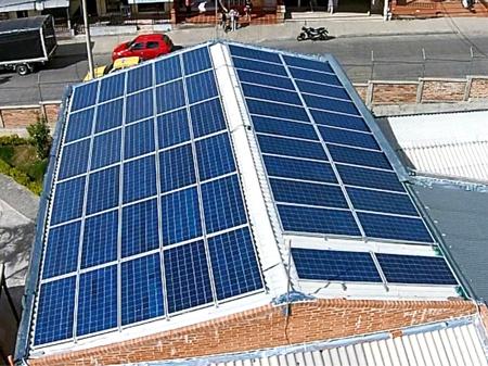 Laboratorio de Calibración y Ensayo con energías renovables en el Cauca