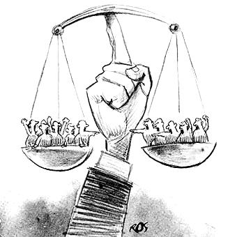 balanza política - legitimidad