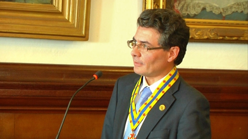 Alejandro Gaviria, ministro de Salud