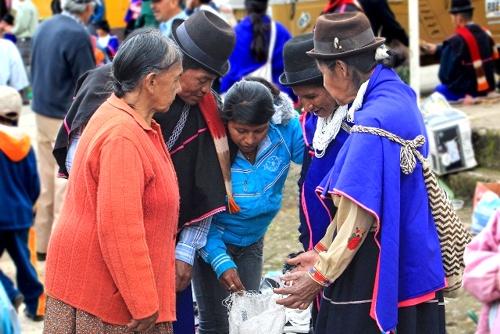 Cicaficultura - Primer Mercado Solidario e Intercultural en la Unicauca