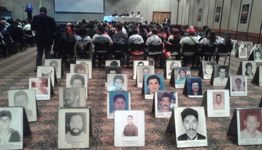 Comisión Nacional de Búsqueda de Personas Desaparecidas a la Casa de Nariño 2