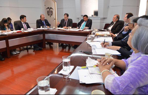 Comisión Nacional de Búsqueda de Personas Desaparecidas a la Casa de Nariño 3