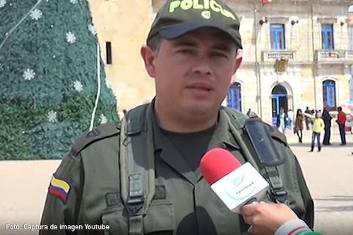 Coronel Reinaldo Gómez - Policía