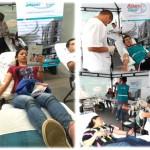 Exitosa jornada de donación de sangre en Popayán